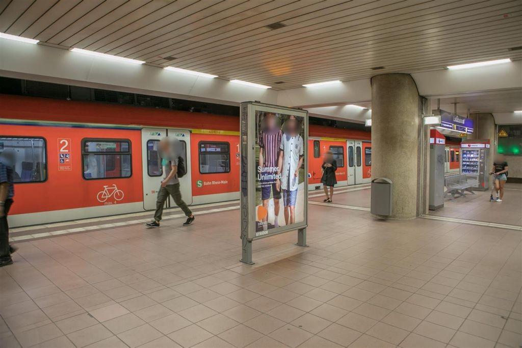 S-Bf Lokalbahnhof,Bstg., Gl. 2, 1. Sto., Abschn. A