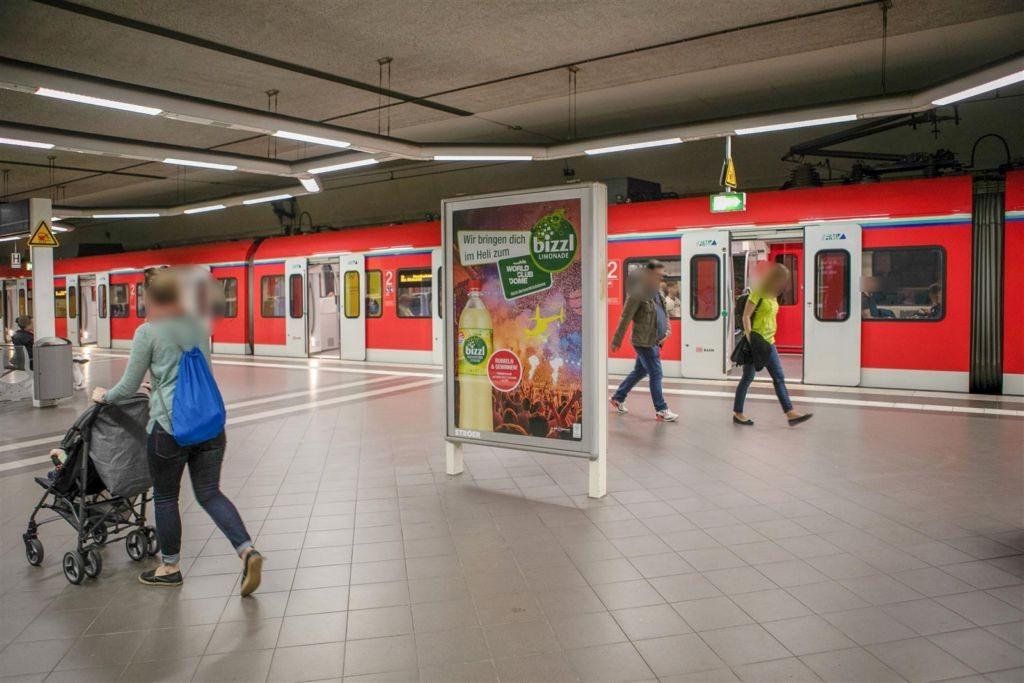 S-Bf Mühlberg, Bstg., Gleis 2