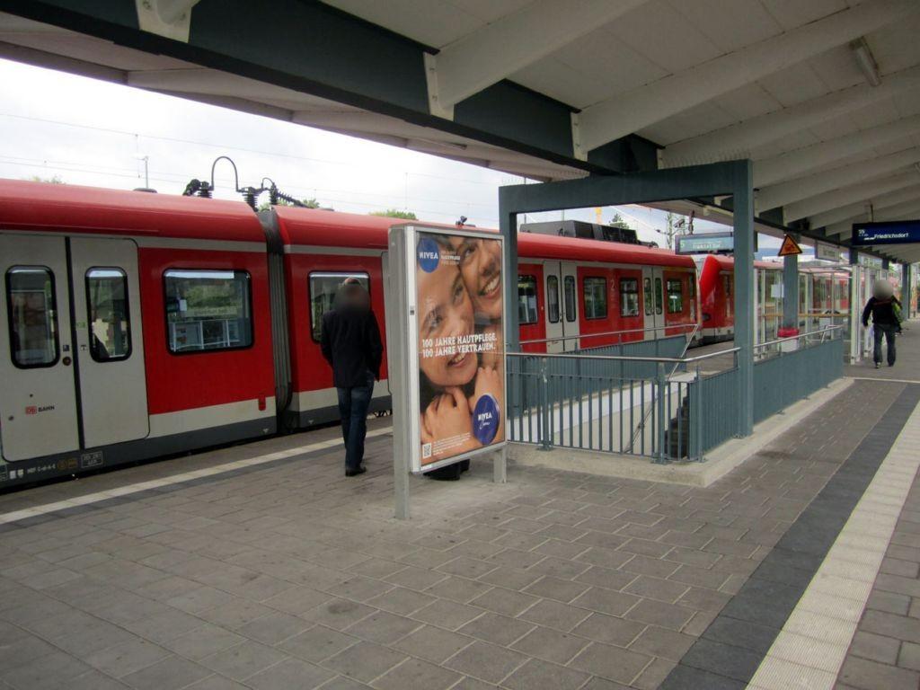 S-Bf Bad Homburg,Bstg., Gleis 4