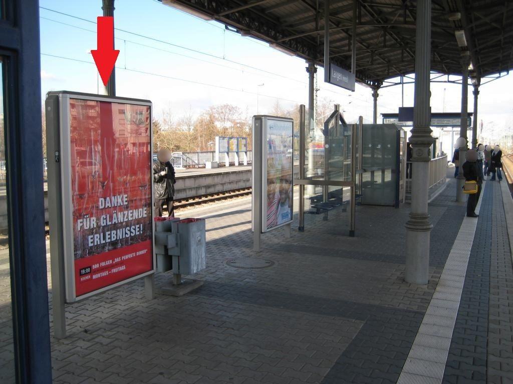 S-Bf Langen, Bstg., Ri. Mannheim 2 Sto. Vi. li.