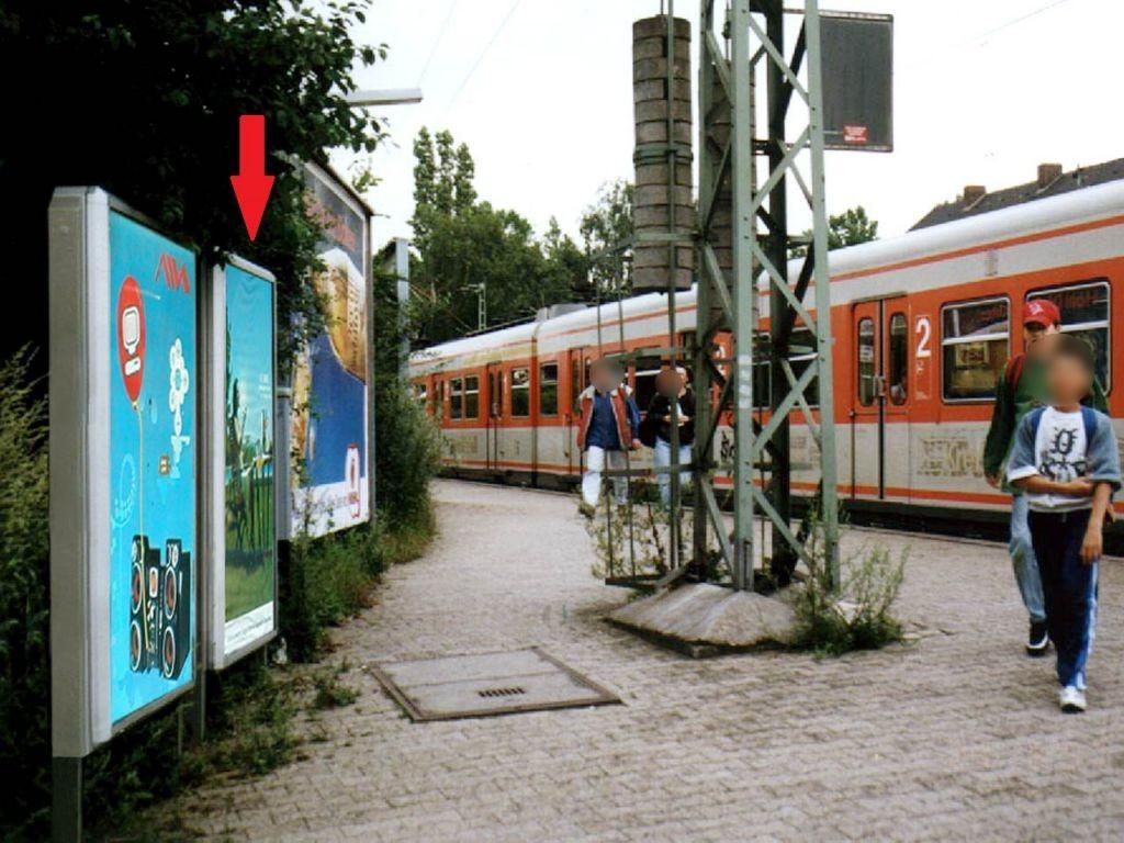 S-Bf Sindlingen, Bstg., Ri. Wiesbaden 2. Sto.