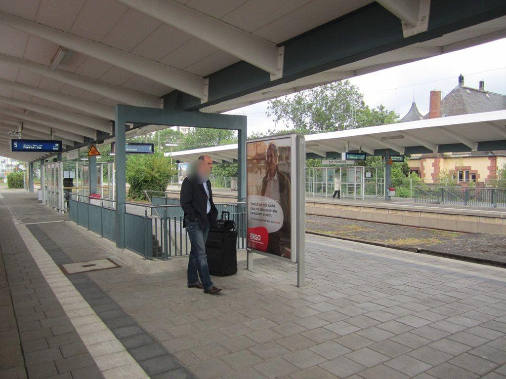 S-Bf Bad Homburg,Bstg., Gleis 5