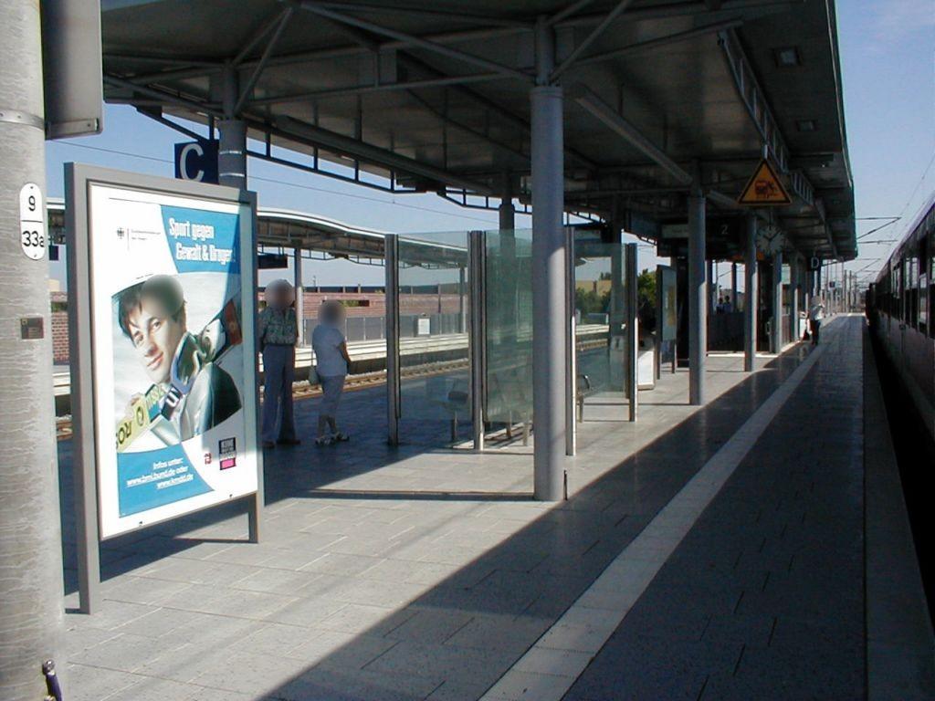 S-Bf Langenhagen-Mitte, Bstg., Gleis 3