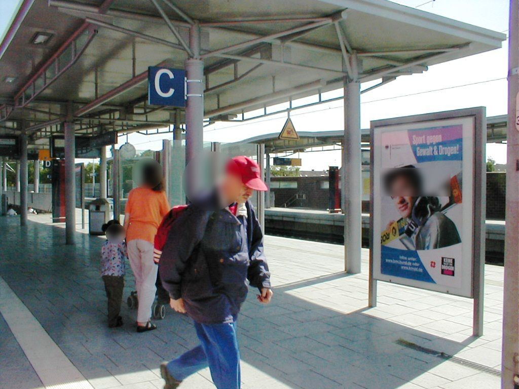 S-Bf Langenhagen-Mitte, Bstg., Gleis 2