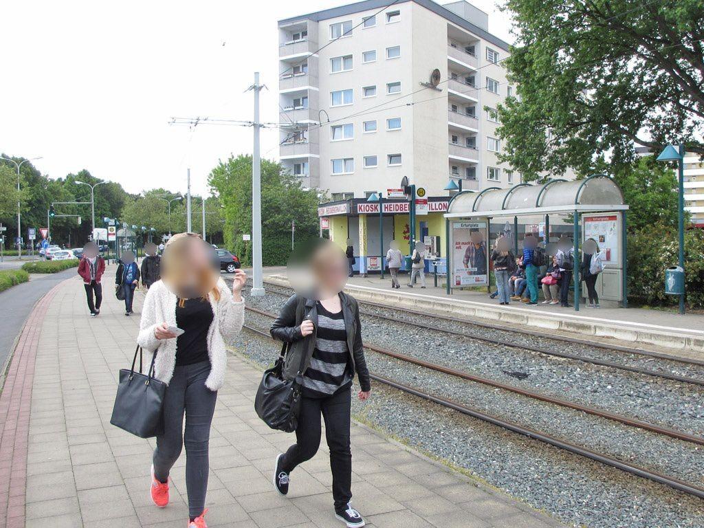Sachsendamm/Erfurtplatz innen