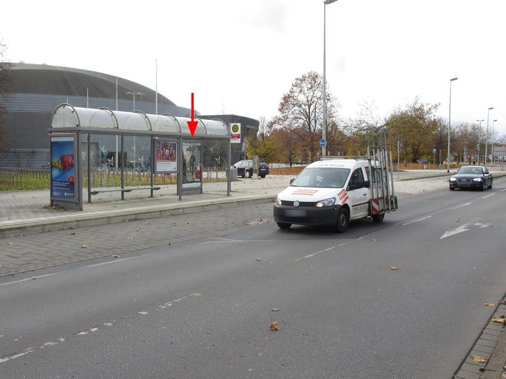 Konrad-Adenauer-Str./VW-Halle II RW innen