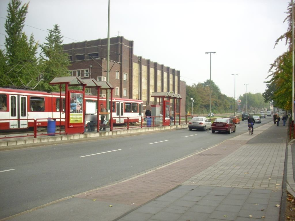 Duisburger Str./Walter-Rathenau-Str./Ri. DU li./RS