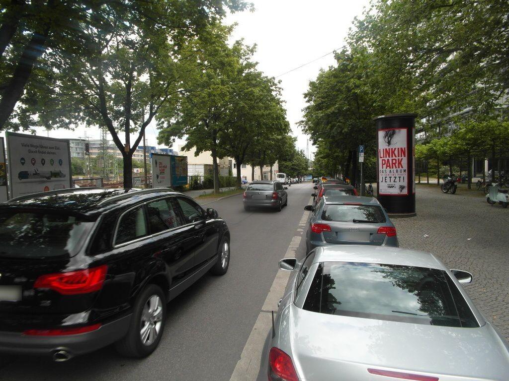 Friedenstr./Gammelsdorfer Str.