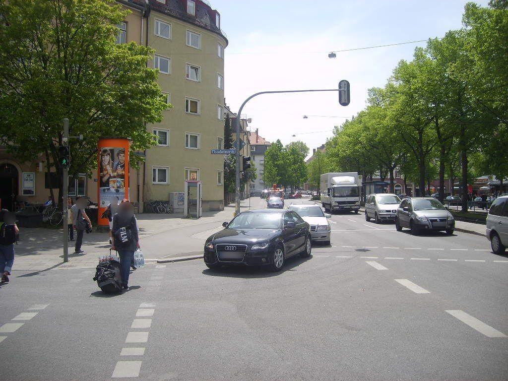 Lautensackstr./Elsenheimer Str.