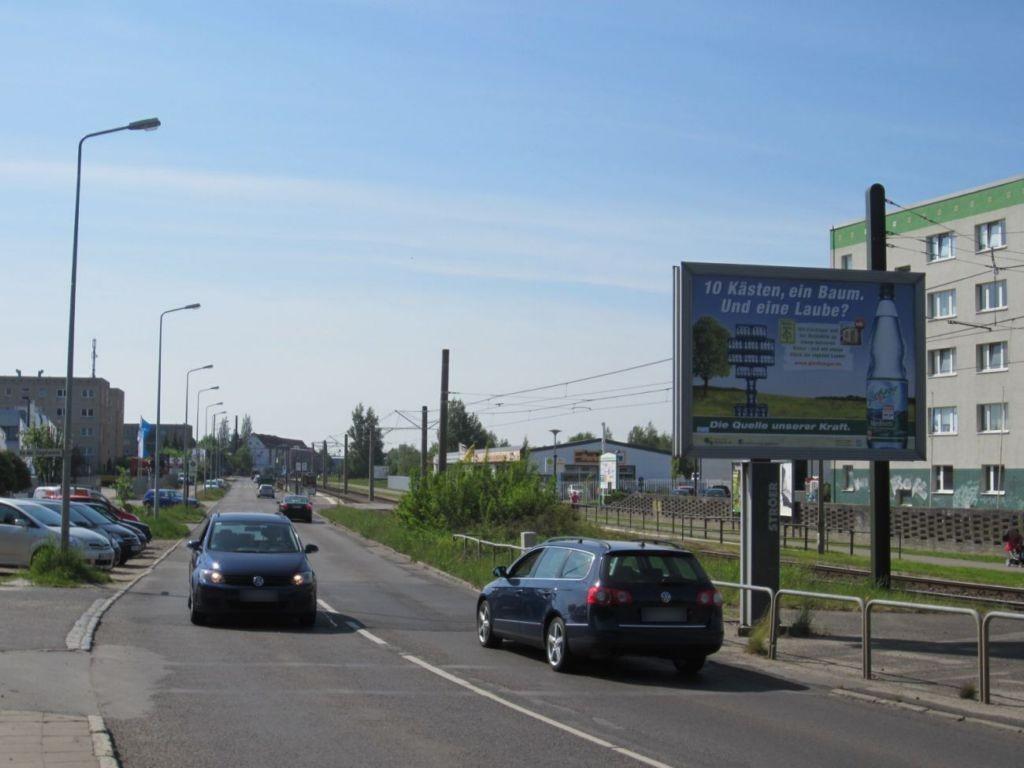 Dierkower Damm geg. Zingelwiese/We.re. CS