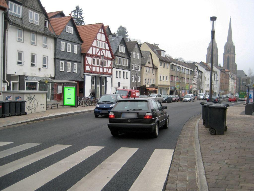 Ketzerbach  43/Zwischenhausen/Vitr.Innen