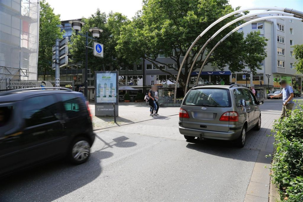 Fontänengasse/Viehofer Str./Si. Str.