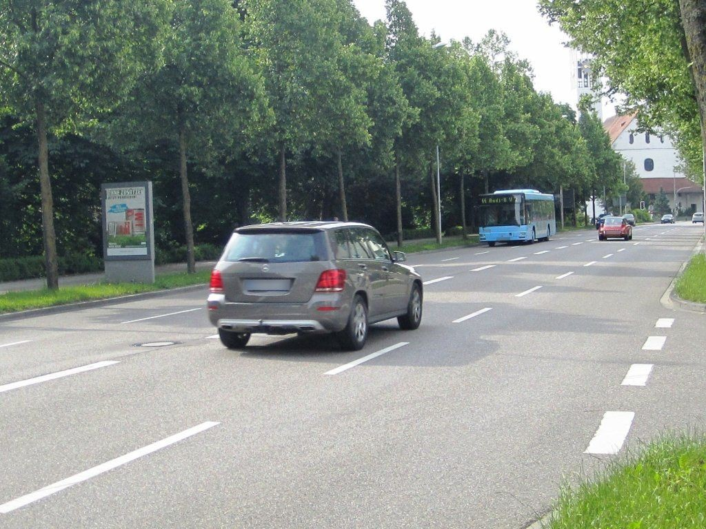 Münchener Str. geg. 53/Ostermairstr./We.li.