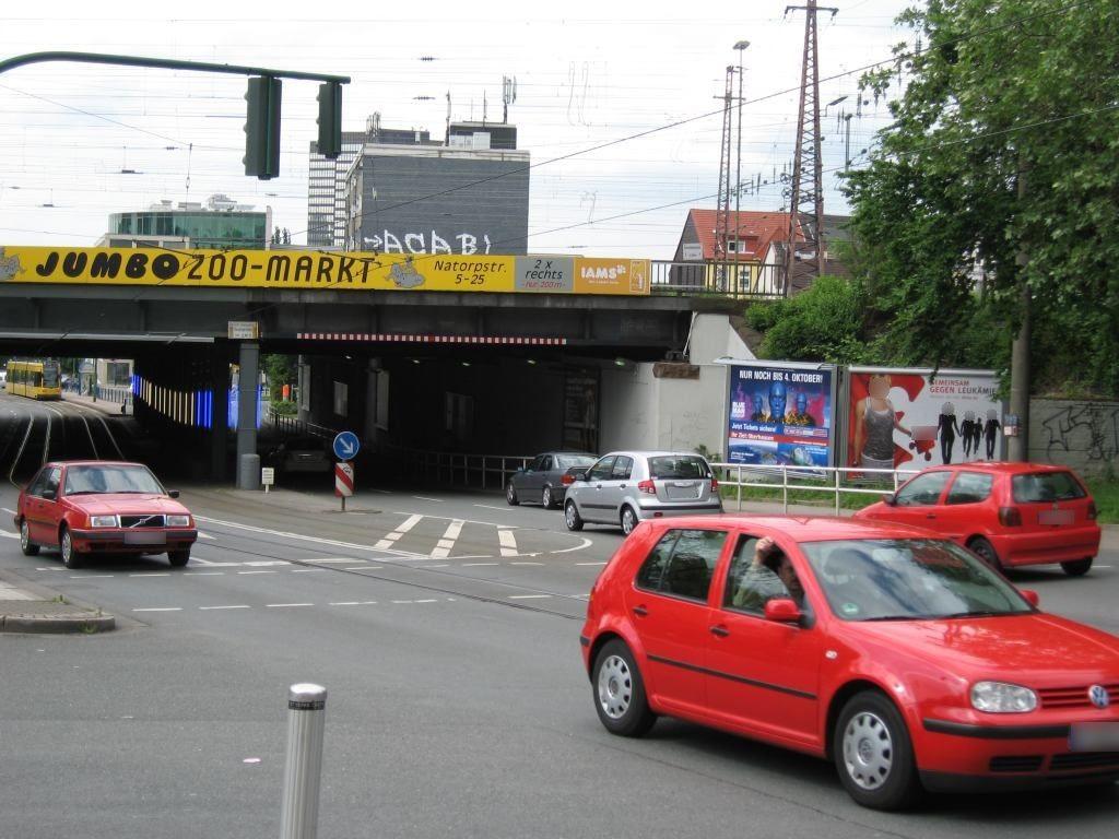 Steeler Str./Franziskanerstr./Bahn-Ufg. sew.