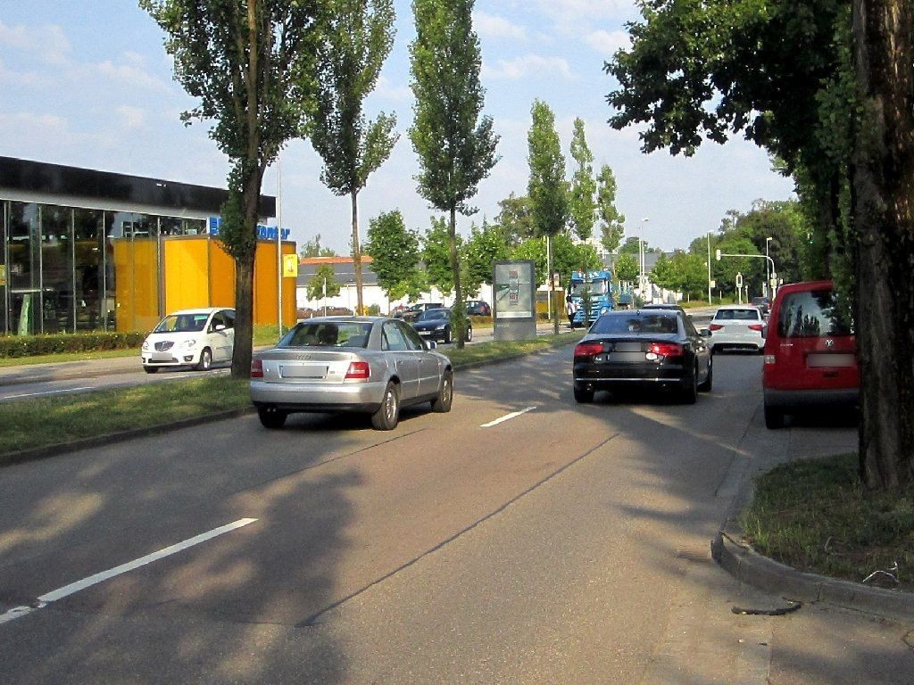 Römerstr.  41/Schererst /We. Ri. Unterhaunstädter