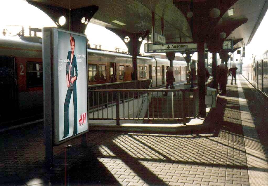 Hbf, Bahnsteig, Gleis 2