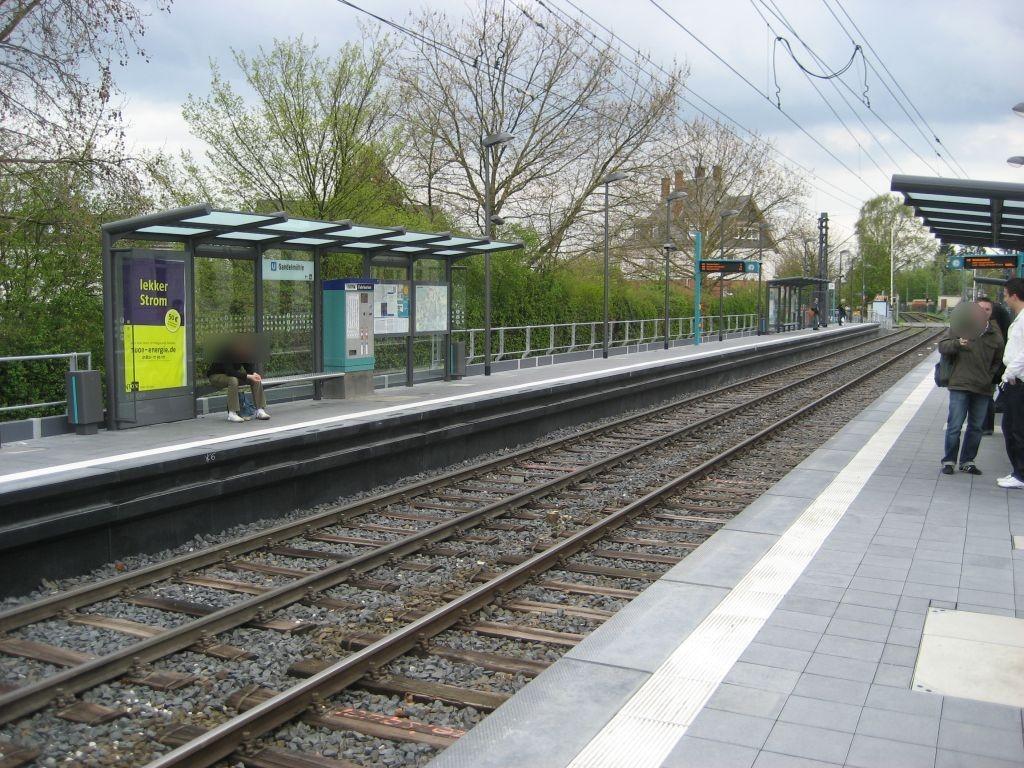 Olof-Palme-Str./An der Sandelmühle saw./WH li.