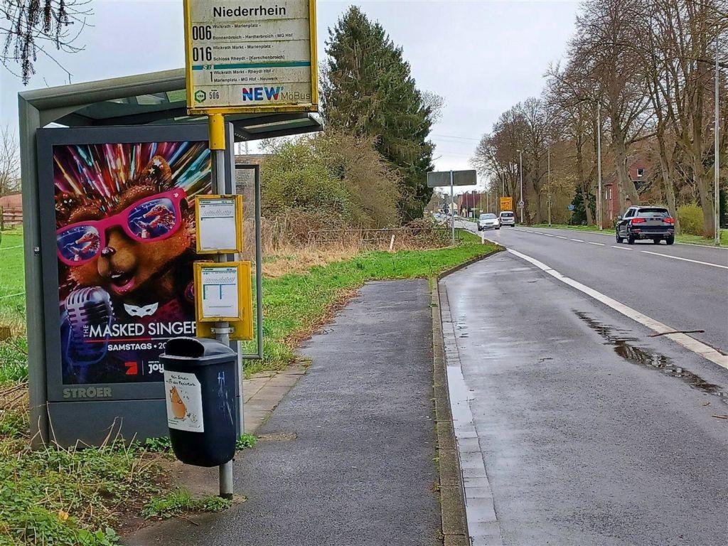 Auf dem Damm/HST Schlossbad sew./We.li.