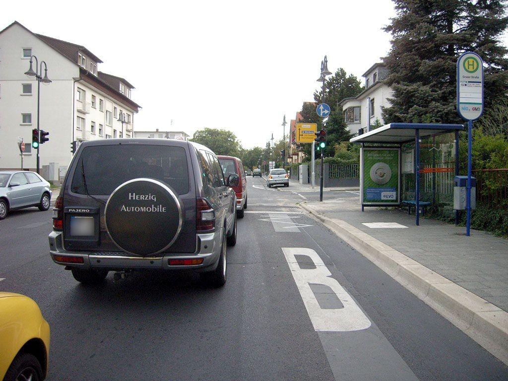 Aschaffenburger Str. 87/Grazer Str./innen