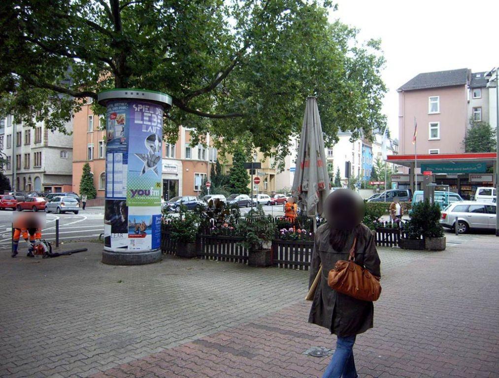 Saalburgstr.   1/Spessartstr.