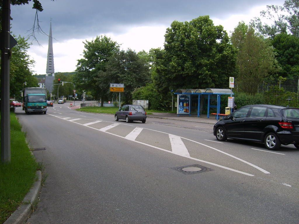 Pfarrwiesenallee/Gymnasium/We.re.