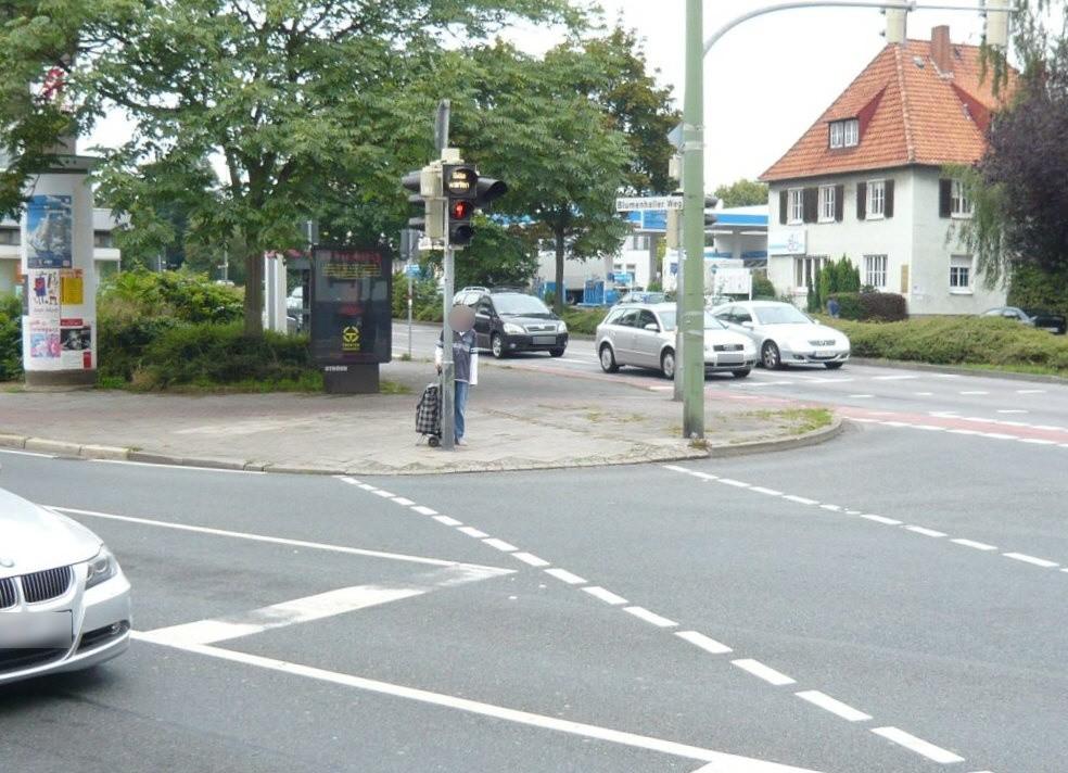 Kurt-Schumacher-Damm 1/Blumenhaller Weg/SIA We.li.