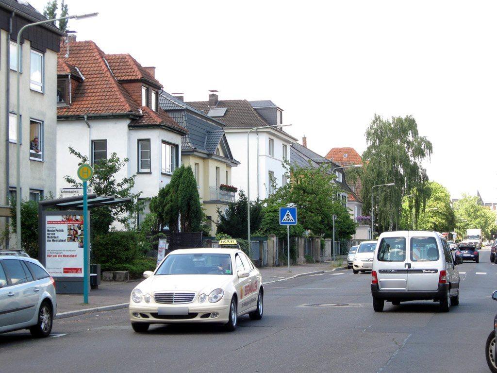 Burnitzstr. 21/geg. Achenbachstr./außen