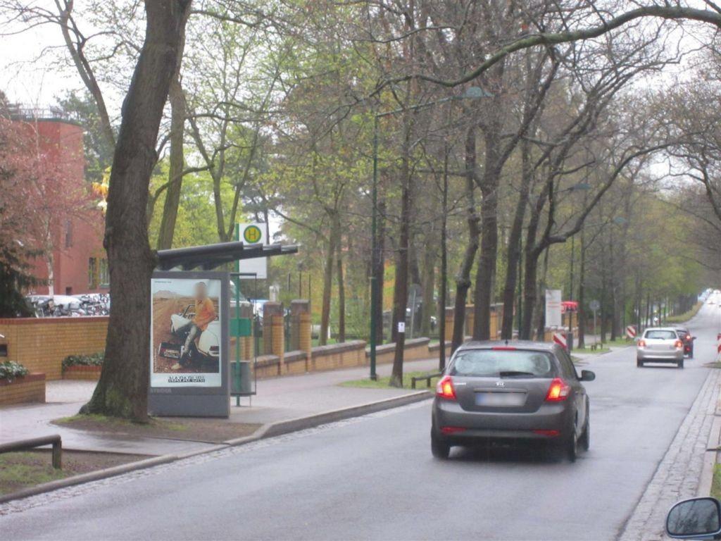 Rudolf-Breitscheid-Str. vor Krankenhaus/We.li.