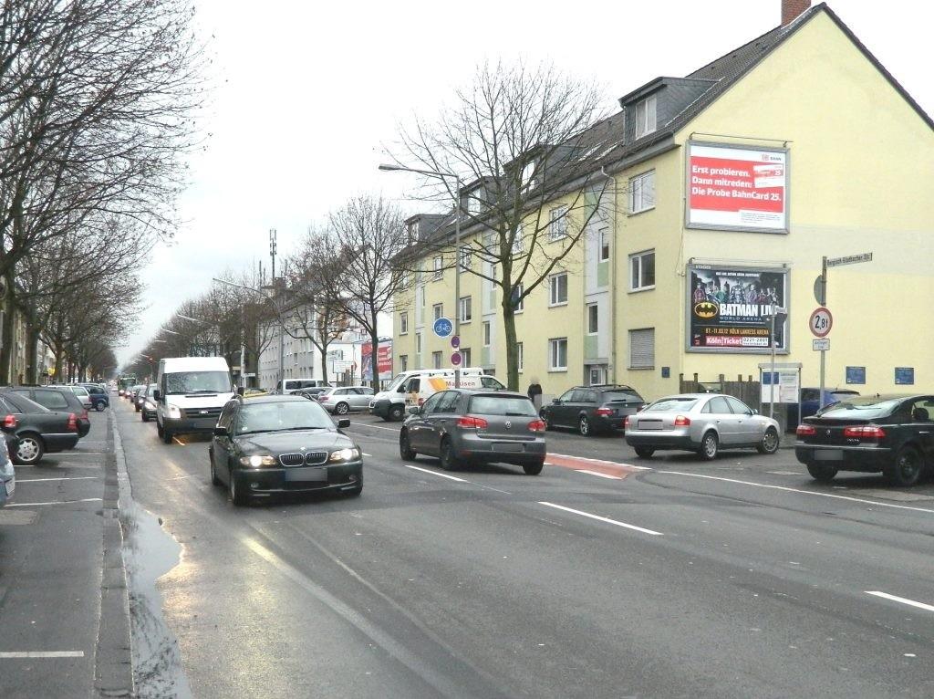 Bergisch-Gladbacher-Str.  656 re. quer unten