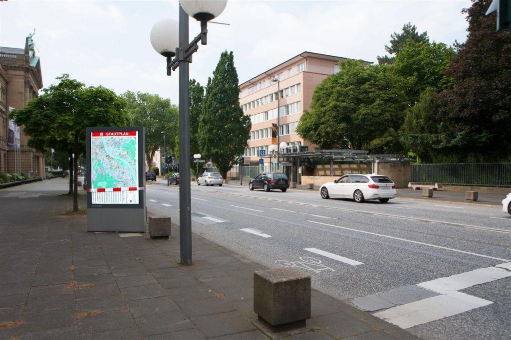 Adenauerallee/Museum König/We.li.