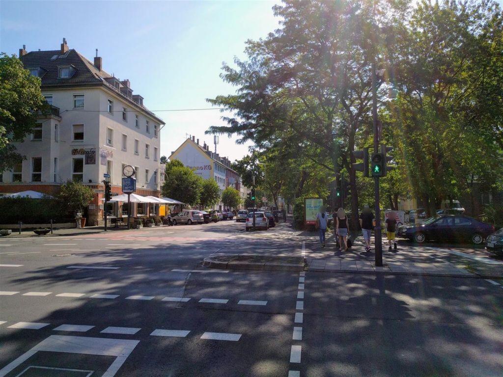 Hochstadenring/Vorgebirgsstr./Frankenbad/We.li.