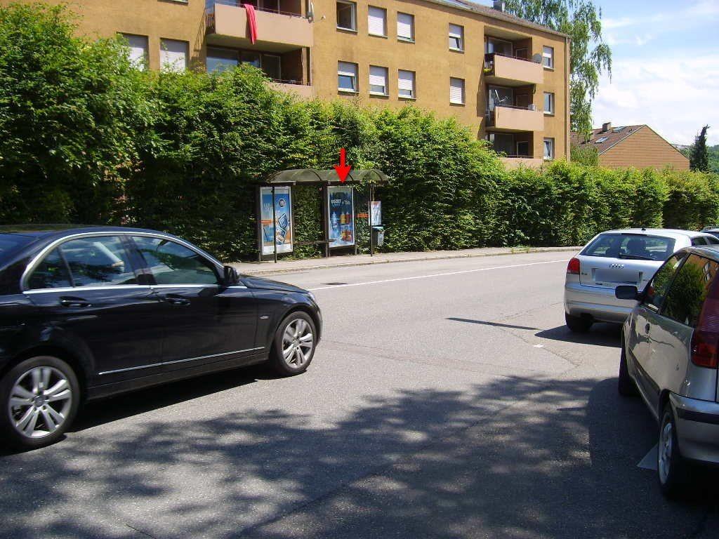 Kirchackerstr. geg. Mozartweg/re.