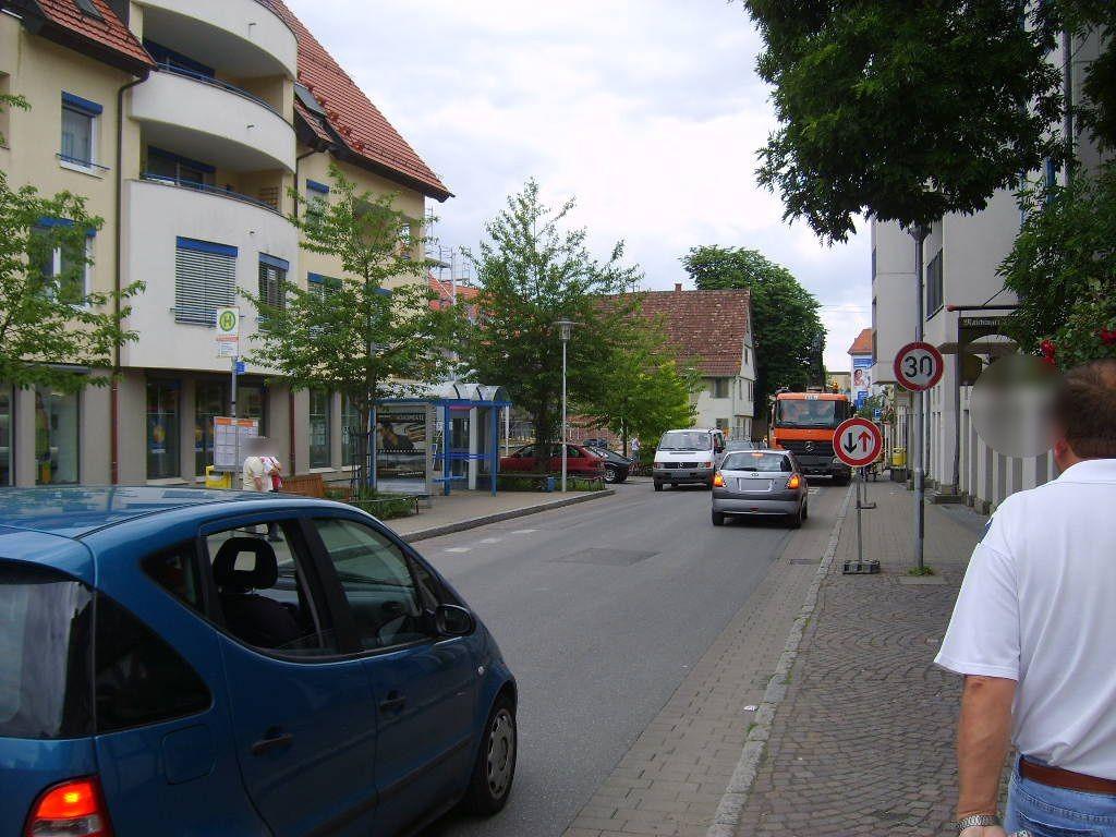 Sindelfinger Str./Neubau VB/ We.li.