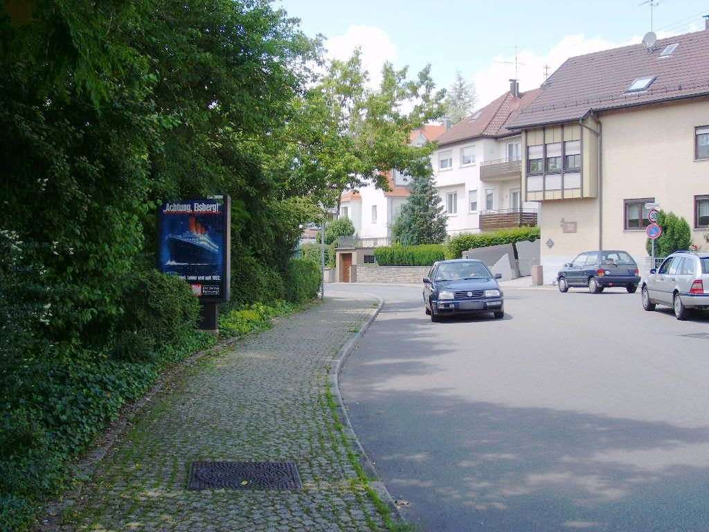 Schillerstr./Burghaldenstr. geg./ We.li.