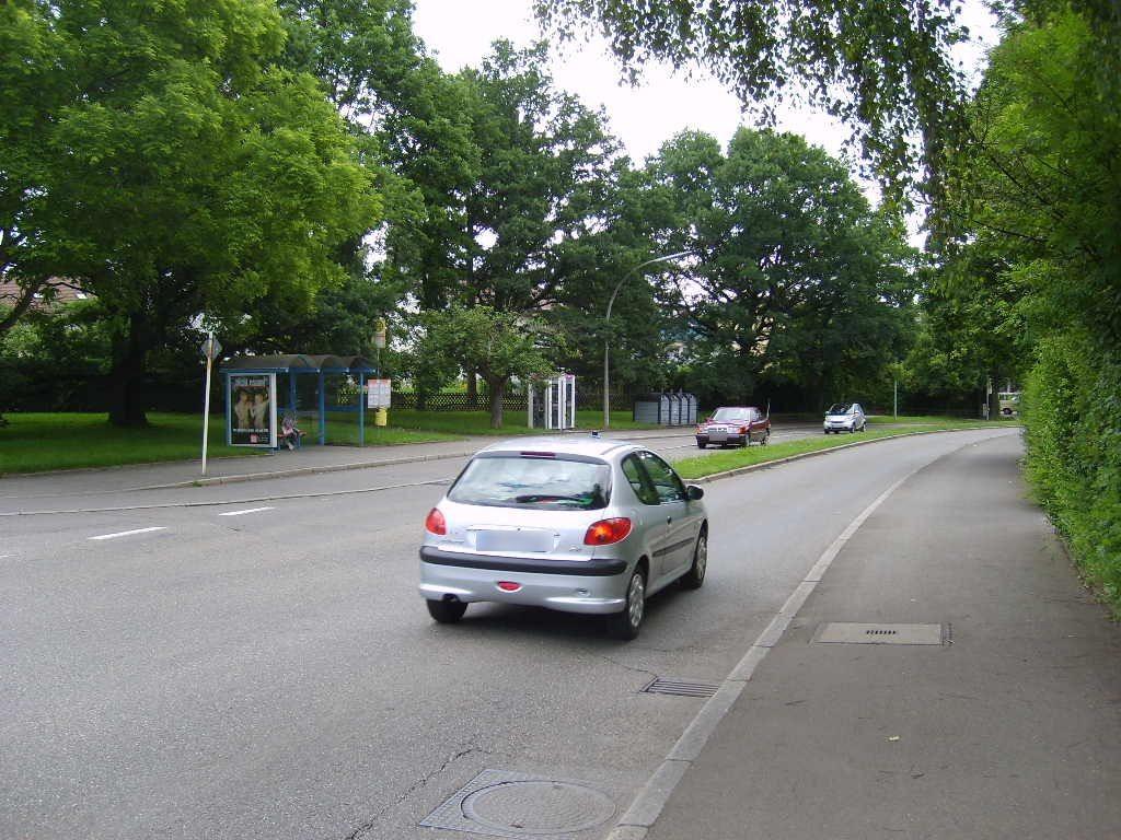 Pfarrwiesenallee/Gymnasium geg./ We.li.