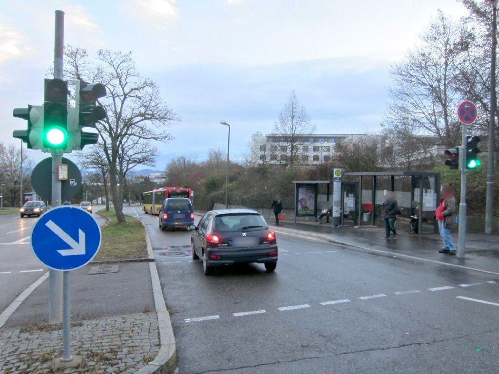 Schnarrenbergstr./HST BG Unfallklinik sew./We.re.