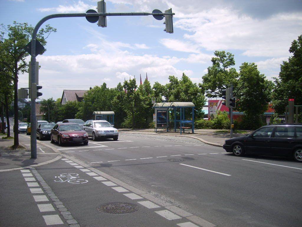 Böblinger Str./Blumenmahdenstr./ We.re.