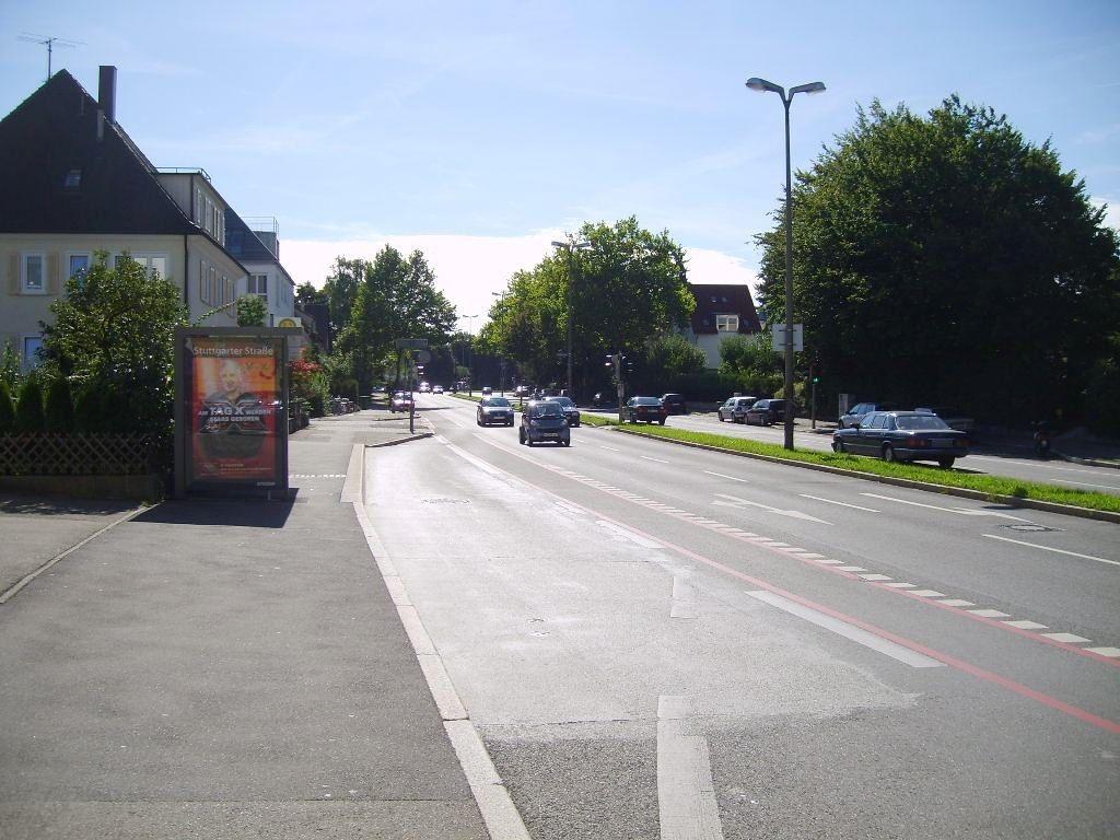 Wilhelmstr. 150/HST Stuttgarter Str. saw./We.li.