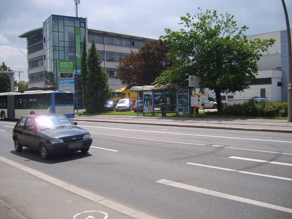 Böblinger Str./ HST Gottlieb Daimler Schule/ li.