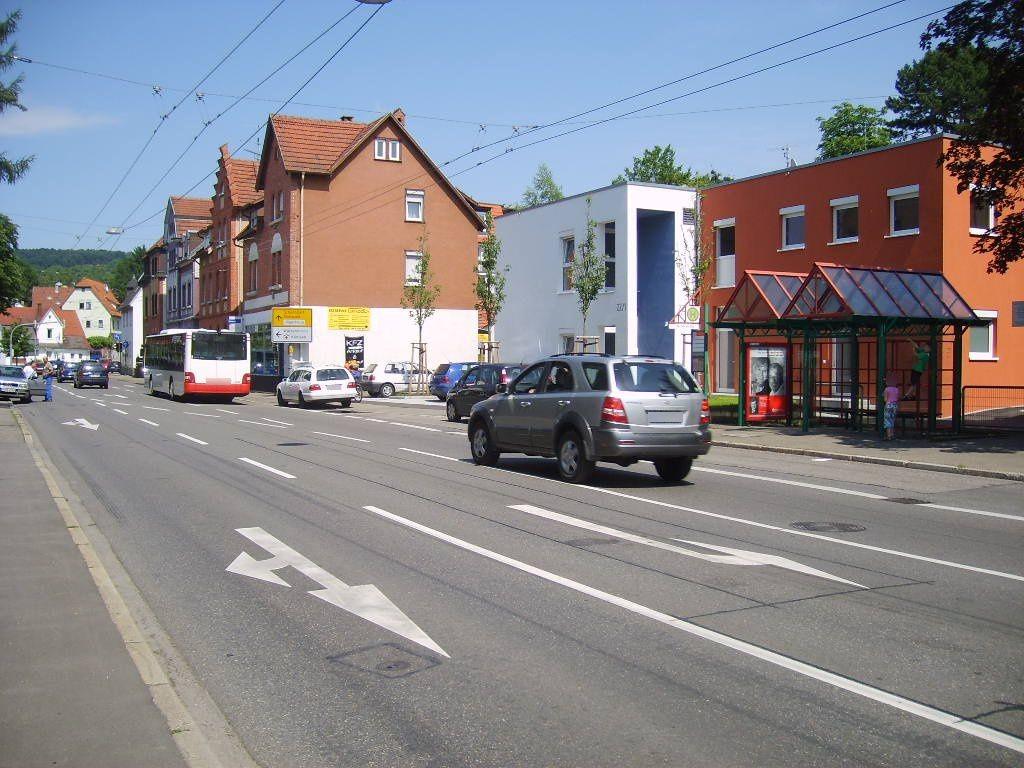 Schorndorfer Str./Hindenburgstr./ We.re.