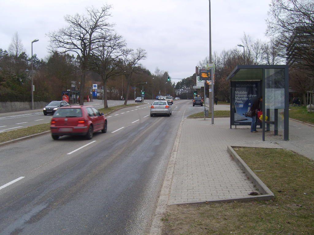 Schnarrenbergstr./Unfallkl.geg./HST U-Kl.aw We.re.
