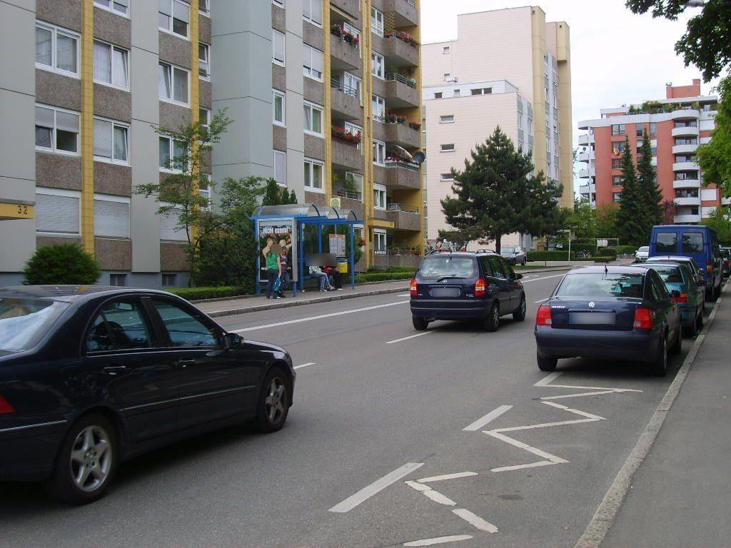 Schwenninger Str./Gerhard-Hauptmann-Str./ We.li.