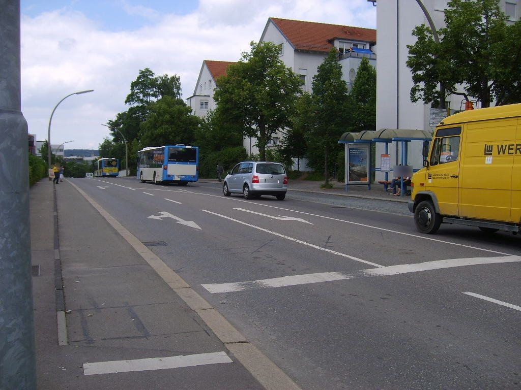 Böblinger Str./ Goldberg Gymnasium/ We.re.