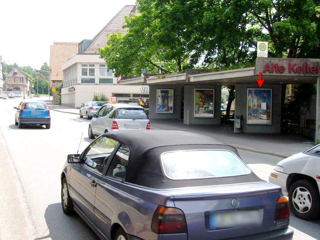 Berliner Str./Alte Kelter rechts
