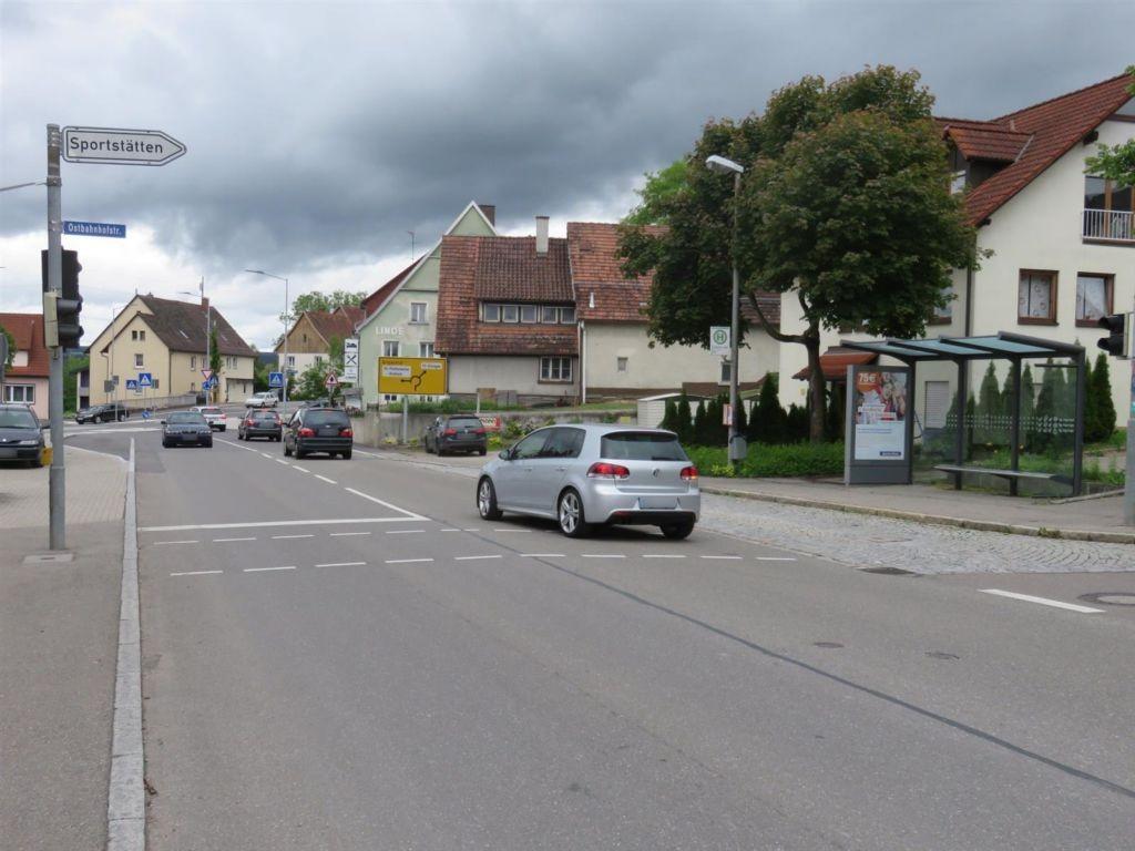 Schaffhauser Str./Ostbahnhofstr./ We.re.
