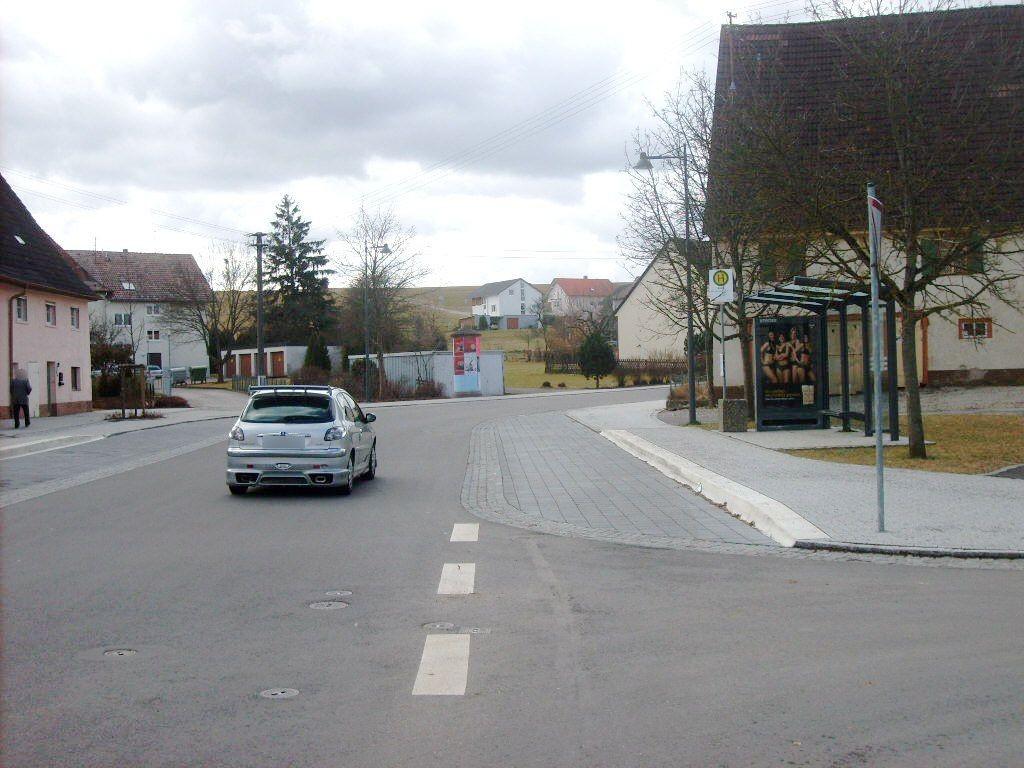 Mühlhauser Str./Alfons-Käfer-Str./ We.re.