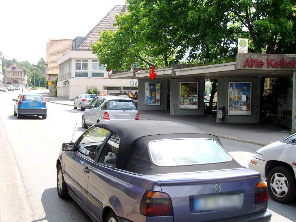 Berliner Str./Alte Kelter links