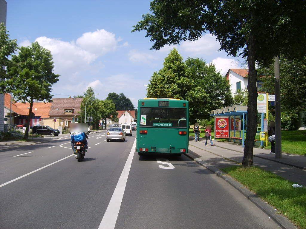 Böblinger Str./ HST Gottlieb-Daimler-Schule/We.re.