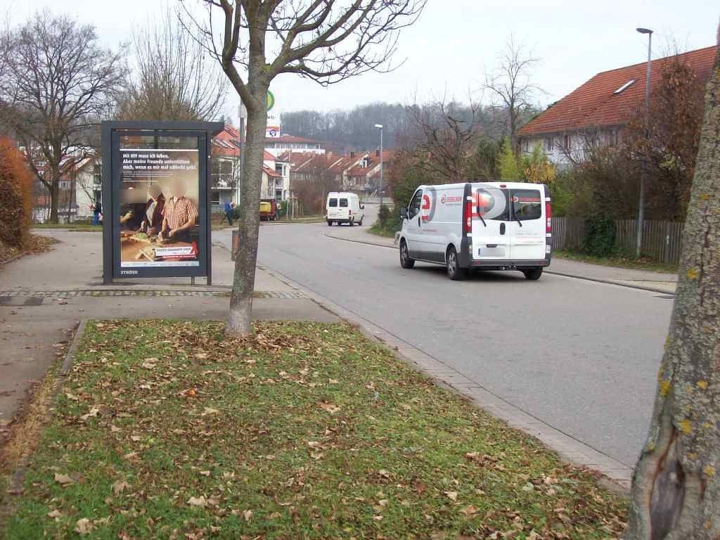 Stäudach geg. Käthe-Kollwitz-Str./HST KKS/We.li.