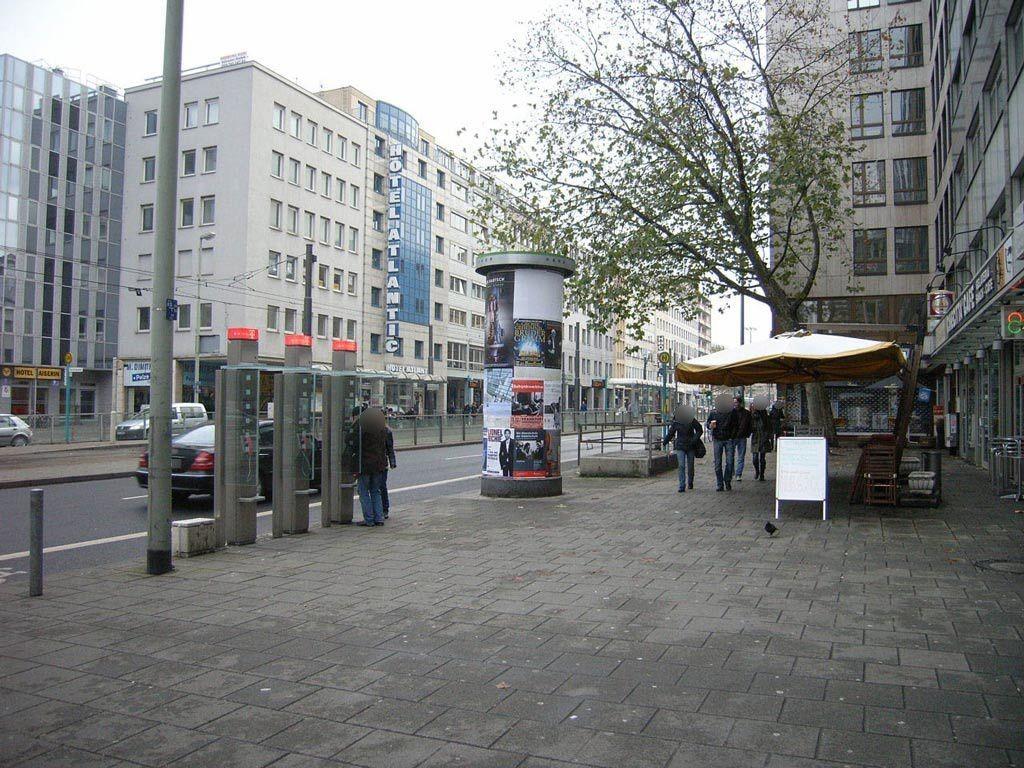 Düsseldorfer Str.  19-23/Mainzer Landstr.